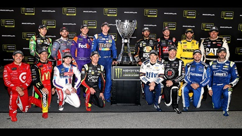 2017 NASCAR Playoffs Campaign