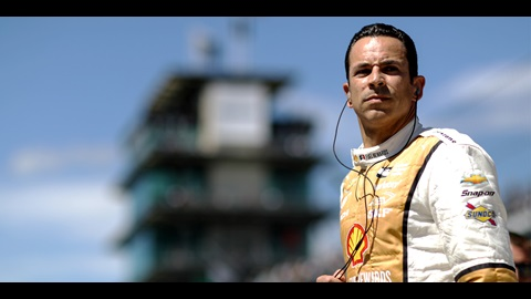 Helio Castroneves 10-04