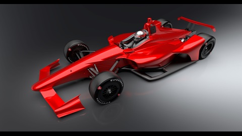 2018 Universal Aero Kit Concept Renderings - Superspeedway - May 2017