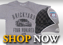 Brickyard 400 Retail